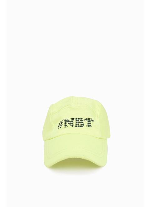 Nebbati Şapka Sarı